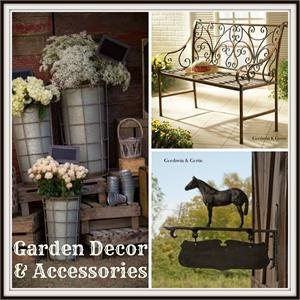 Garden Accessories And Decor